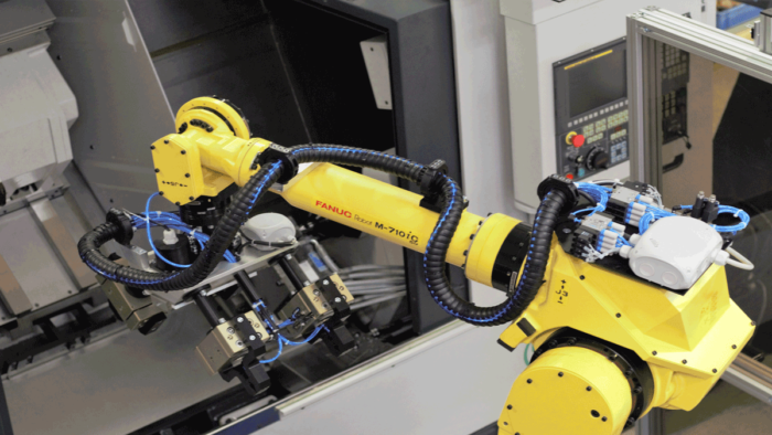 Fanuc Roboterarm